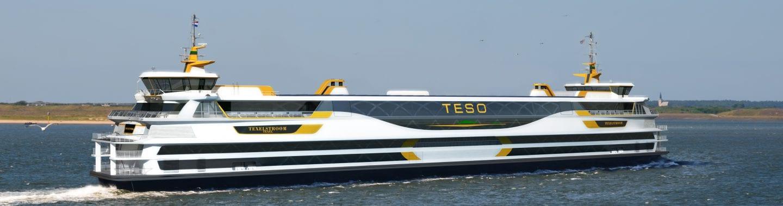 Veerboot naar Texel informatie & tarieven
