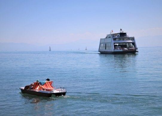 Spelletjes voor tijdens de overtocht met de boot naar Texel